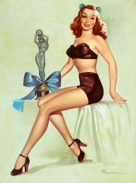 Pin up award