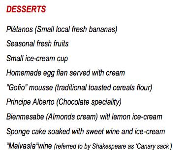¿Qué os parecen estas aclaraciones? Dejan plátano en castellano y luego lo traducen pero no especifican qué es exactamente eso de Príncipe Alberto. El chocolate abarca demasiado, ¿no?