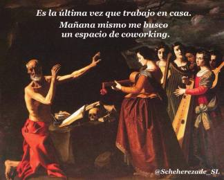 San Jerónimo y el coworking