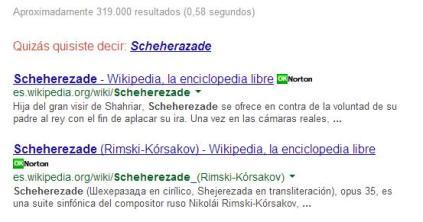 Hasta Google me vacila.