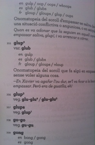 Onomatopeies: exemple