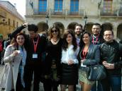 En el ENETI de Soria con los ponentes de la edición