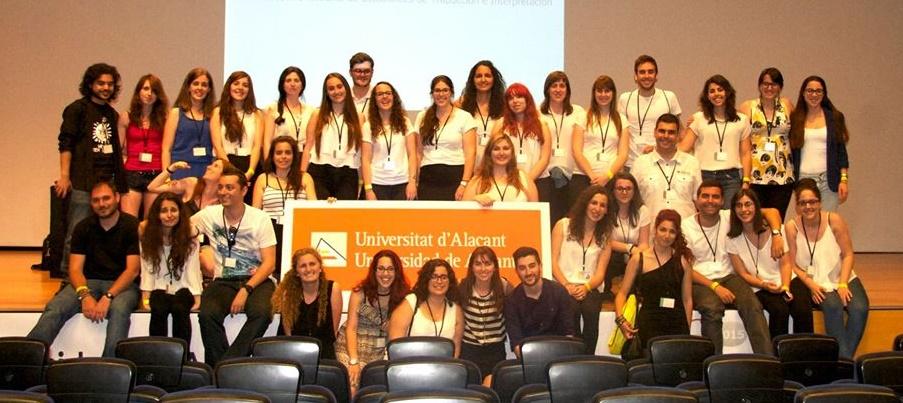 Organizadores, ayudantes e intérpretes del ENETI 2015