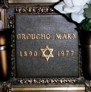 Epitafio de Groucho